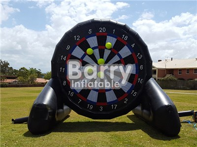 4 Meters High or Customized Inflatable Football Darts Board From China  BY-IS-012